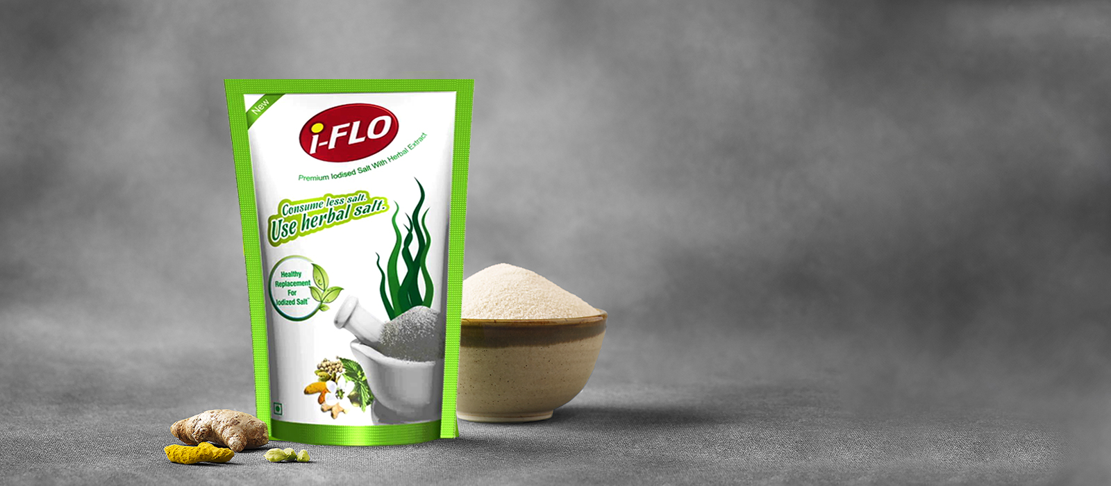 IFLO herbal salt
